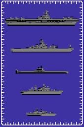 Flota statków w grze Battleships
