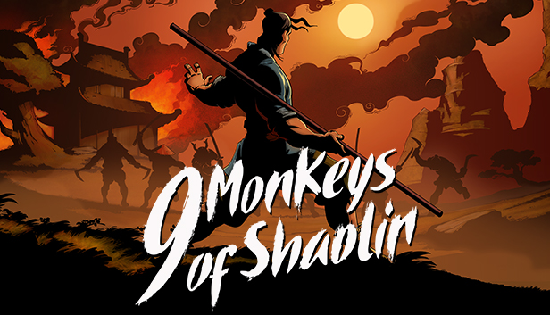 9 Monkeys of Shaolin Stare Wilki