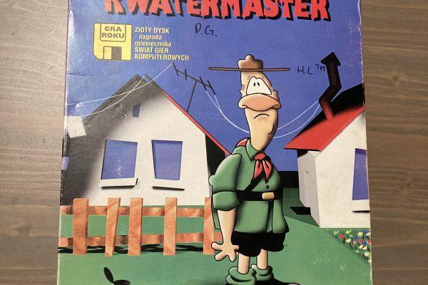 Skaut Kwatermaster Amiga box