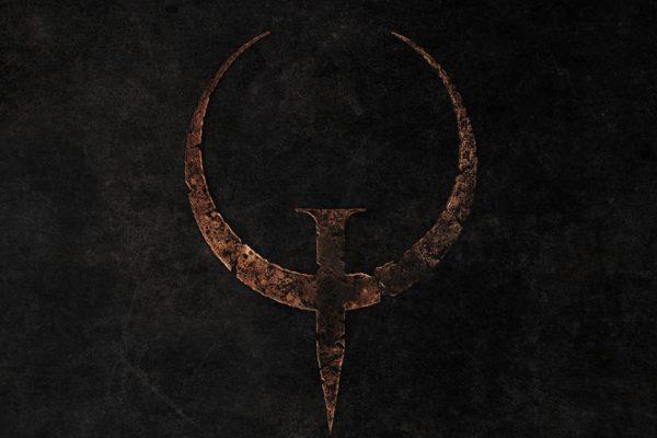 Quake 1 logo